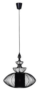 Lampadario Swing Iron Oval Kare Design