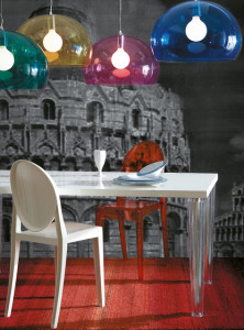 FLY-suspension lamp kartell